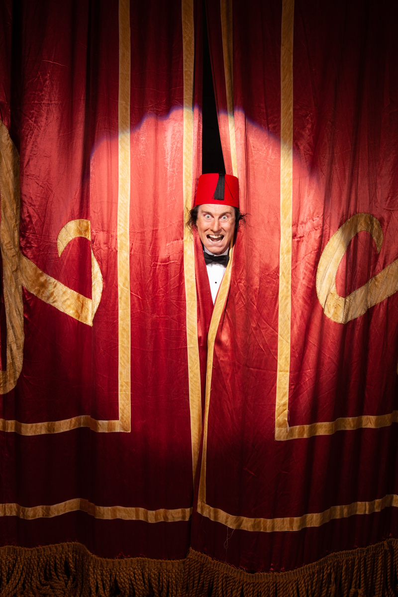 Tommy Cooper - Not Like That
