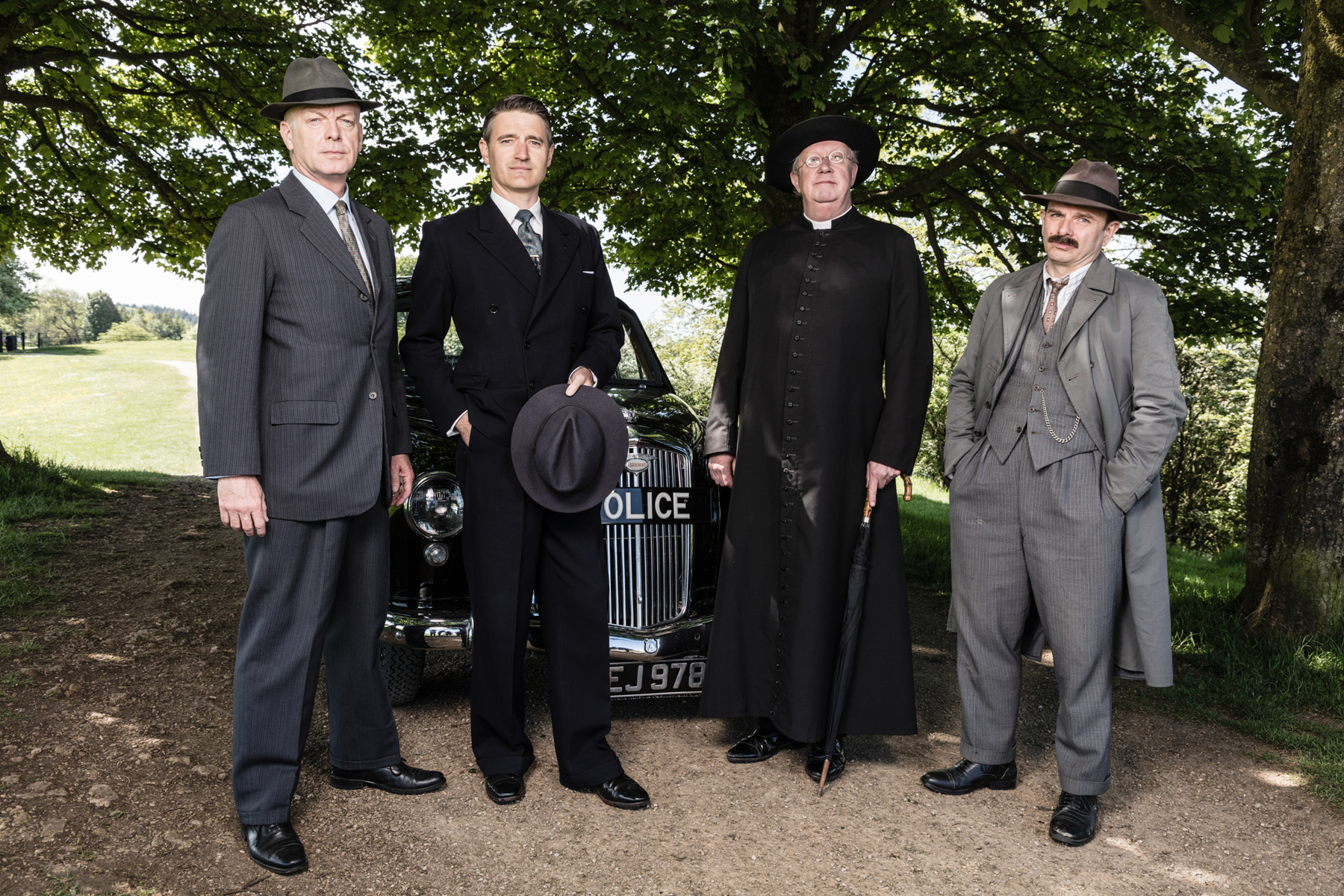 Father Brown(BBC)